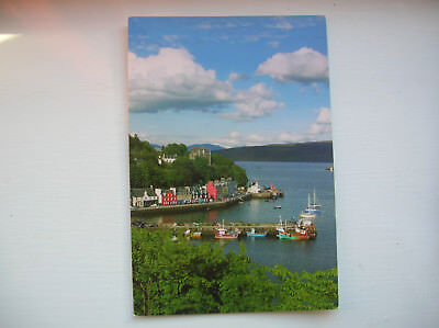 Mull - Tobermory Harbour. (Lyrical Scotland)