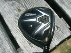 Titleist 3-Wood Wood Shaft Golf Clubs