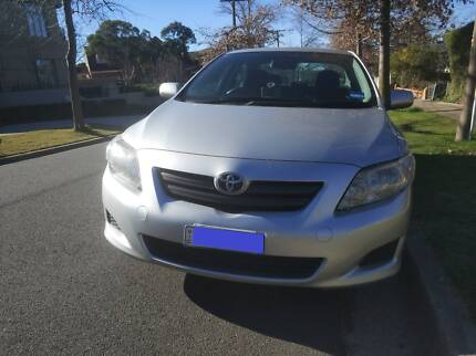 Toyota Corolla Rwc And 2019 Rego Cars Vans Utes Gumtree