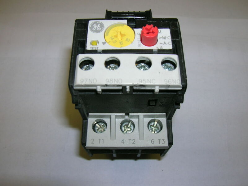 General Electric Overload Relay RT1S