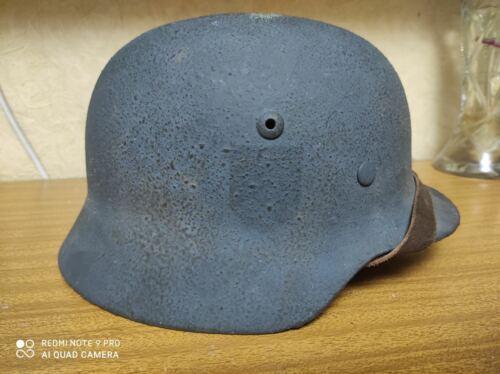 WW2 German Original  Helmet WOW Luftwaffe!