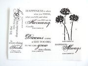 Stampin Up Happy Harmony