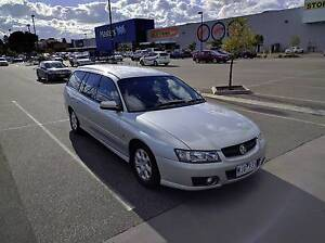 2006 Holden Commodore Wagon SVZ Docklands Melbourne City Preview