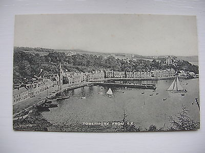 Tobermory, Isle of Mull.   (Valentines - very early 1900s)