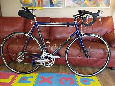Schwinn Le Tour Bike Vintage Road Touring USA Made Medium 54cm Suntour Chicago