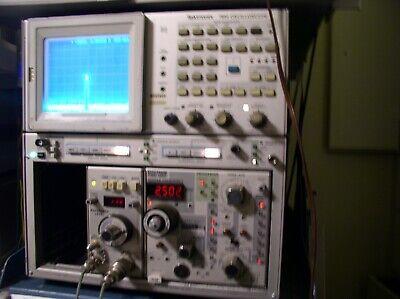Tektronix 7l18 Spectrum Analyzer Plug-in 10khz - 1.8 Ghz Nr 3