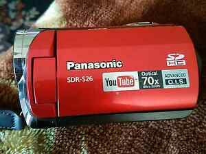 Panasonic SDR-S26 Digital video camera Aldinga Beach Morphett Vale Area Preview