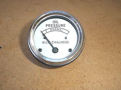 Allis Chalmers B C Ca G Wc Wd Wd-45new Oil Pressure Gauge 18-8-119