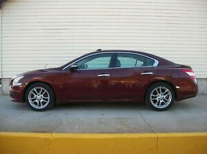 2011 Nissan Maxima XTRONIC CVT W/ LEATHER & MOONROOF