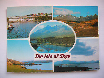 Skye - Portree, Dunvegan, Cuillins etc. (Whiteholme of Dundee)