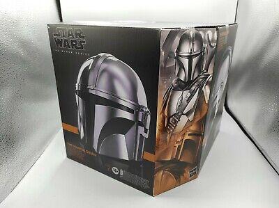 Star Wars Black Series Mandalorian Helmet Electronic Premium Hasbro