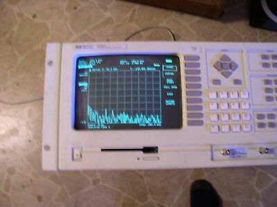 Hp Hewlett Packard 35660a Nice Dynamic Signal Analyzer Gpib Port