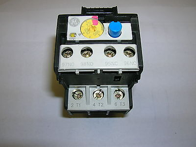 General Electric Overload Relay Rtn1d