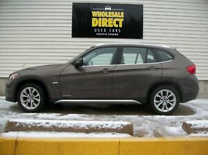 2012 BMW X1 LUXURY & PERFORMANCE in this FEATURE-RICH BMW with