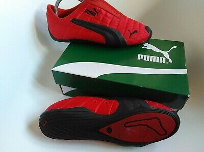 Puma Mostro men's trainers  Size 7  stunning rare red authentic