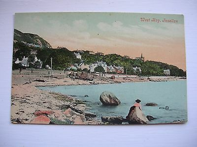 Innellan - West Bay, Cowal.   Near Dunoon  -  Valentines.