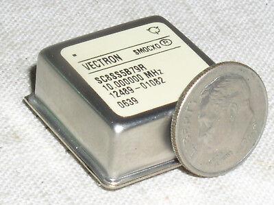 1 Nos Vectron Smocxo Ocxo Sc8ss5b79r 10.000mhz 10mhz Crystal Oscillator Smocsya