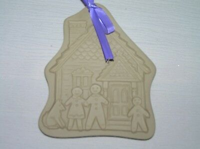 Brown Bag Cookie Art Hill Design 2007 Our House Habitat For Humanity Mold   6 X