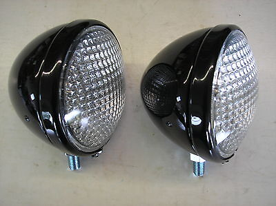 John Deere A B D G H R 50 60 70 New 12 Volt Head Lights 18-20-307