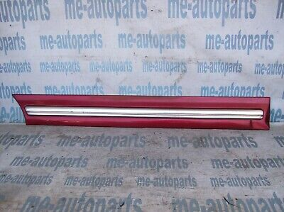 97-99 CADILLAC DEVILLE OEM RIGHT PASSENGER SIDE REAR DOOR TRIM MOLDING MOULDING