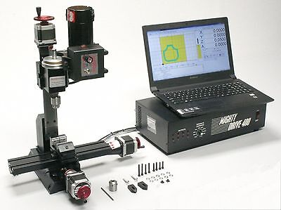 Cnc Benchtop Milling System Package Built-to-order New With Warranty