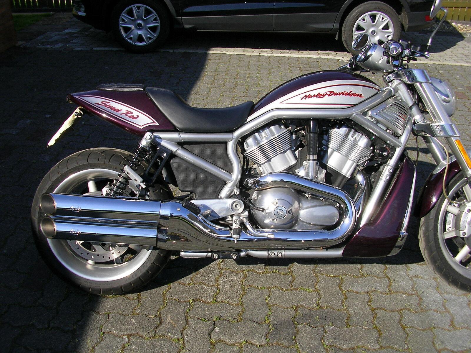 Harley Davidson V-Rod,Street-Rod