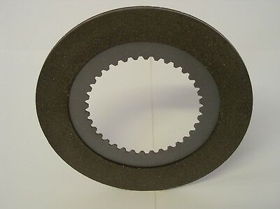 John Deere Winch Fiber Clutch Disc At16844 At142063 At114483 Made In Usa