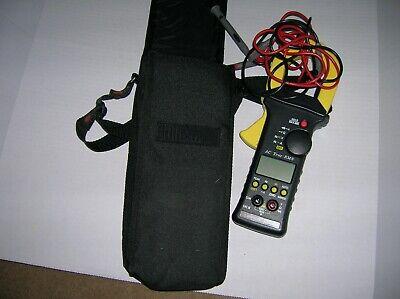 Amprobe Acd-330t Industrial Strength Amp Clamp Meter Wprobesleads T1
