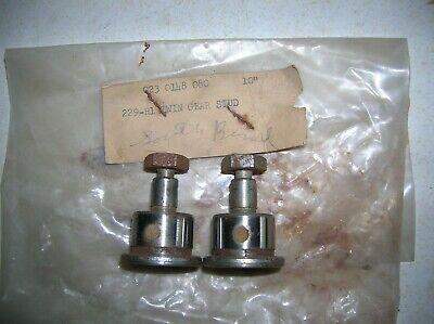 Two 2 South Bend 10 Lathe Tumbler Gear Stud 229-r1 N.o.s.