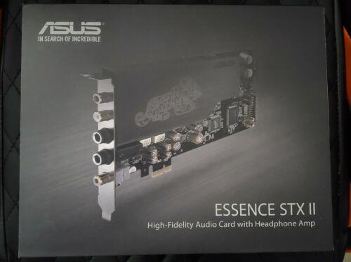 ASUS Essence STX II 24-Bit 192KHz PCI Express X1 Sound Card