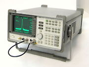 HP Agilent Spectrum Analyzer