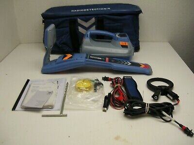 Radiodetection Spx Rd7100 Pl Ff T5 Cable Pipe Locator Subsite Dynatel 7000