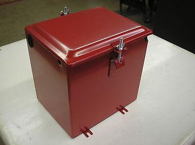 Ih Farmall Super A  C  Super C  New Battery Box With Lid 17-34-514