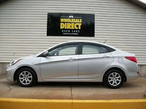 2012 Hyundai Accent GREAT 4DR CAR AUTOMATIC WITH A/C