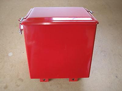 Ih Farmall A Av  B Bn New Battery Box With Lid  19-24-3