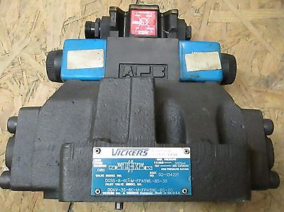 Vickers 02-134221 Directional Control Valve 3000psi Max