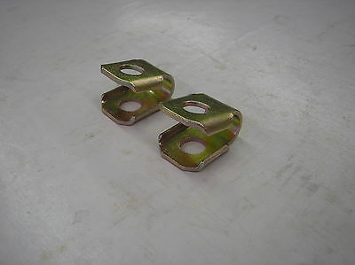 John Deere M 40 320 330 420 435 New  Head Light Clamps  18-22-355