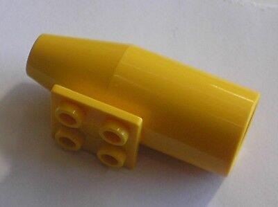Reacteur LEGO Yellow Plane Jet Engine ref 4868b / Set 7047 7774 ...