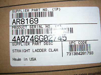 Apc Ladder (APC AR8169  - STRAIGHT LADDER CLAM NIB)