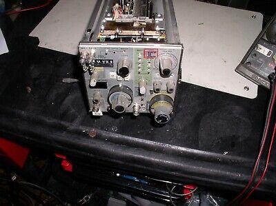 Tektronix 7l12 Spectrum Analyzer Plug-in 1.8 Ghz Nr Very Nice
