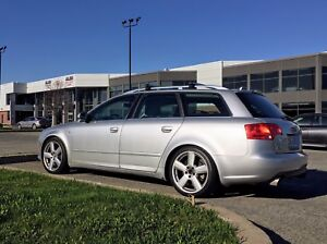 Audi A4 stage 2