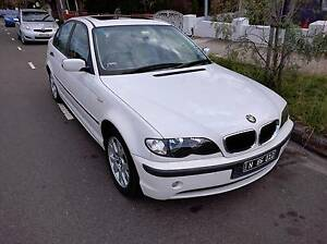 2002 BMW 318i Executive Sedan Automatic – Very low kms Kensington Eastern Suburbs Preview