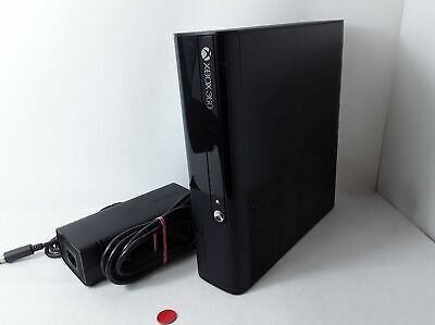 Microsoft Xbox 360 E One 500GB 500 GB Console Black Matte Used