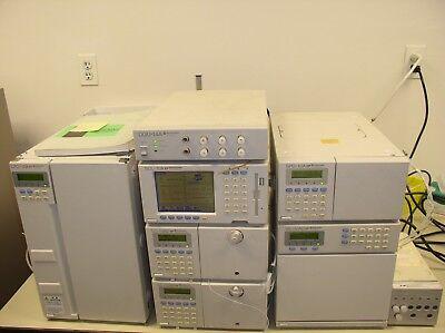 Shimadzu 10atvp Hplc System
