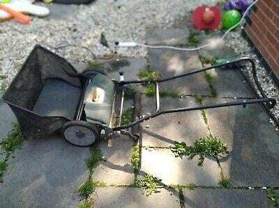 Webb 450mm push lawn mower