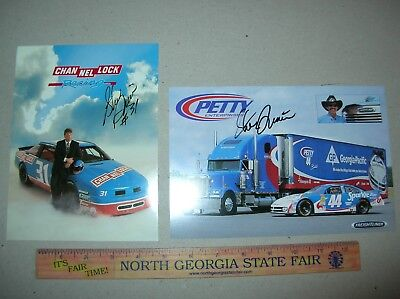 JEFF GREEN 2008 KEY MOTORSPORTS CTS POSTCARD 6X9