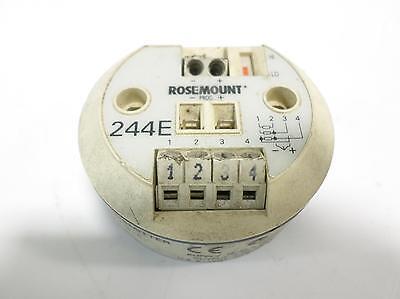 Rosemount Temperature Transmitter 244ehe5l1f6