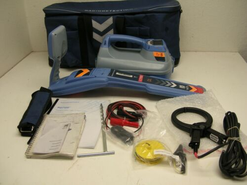 Radiodetection SPX RD7100 DL  T5  Cable Pipe Locator Subsite Dynatel 7000 SPX