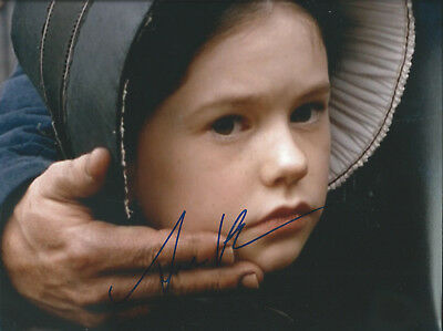 Anna Paquin The Piano Large Sized 14  X 11  In Person Hand Signed Photo