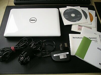 Dell Inspiron Mini 1011 Netbook / Laptop Alpine White